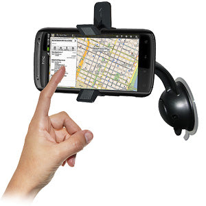 AMZER Car Mount & Case System for HTC Sensation