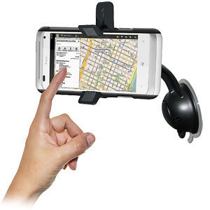 AMZER Car Mount & Case System for HTC Radar