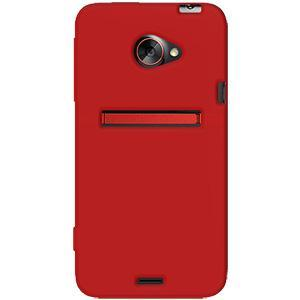 AMZER® Silicone Skin Jelly Case - Red for HTC EVO 4G LTE