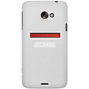AMZER® Snap On Case - White for HTC EVO 4G LTE