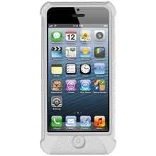 Load image into Gallery viewer, AMZER Shockproof Rugged Silicone Skin Jelly Case for iPhone 5 - Solid White