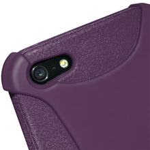 Load image into Gallery viewer, AMZER Shockproof Rugged Silicone Skin Jelly Case for iPhone 5 - Purple