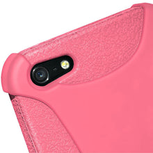 Load image into Gallery viewer, AMZER Shockproof Rugged Silicone Skin Jelly Case for iPhone 5 - Baby Pink