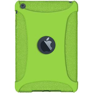 AMZER Shockproof Rugged Silicone Skin Jelly Case for Apple iPad mini