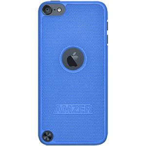 AMZER Snap On Case - Blue for iPod Touch 5th Gen
