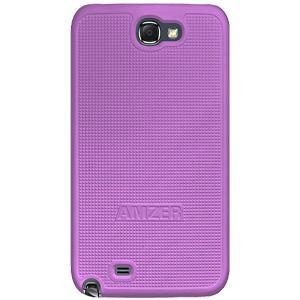 AMZER Snap On Case - Purple for Samsung Galaxy Note II GT-N7100