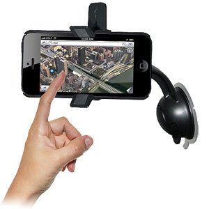 AMZER Car Mount & Case System for iPhone 5