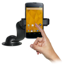 Load image into Gallery viewer, Amzer Car Mount & Case System for LG Nexus 4 E960, Google Nexus 4 E960