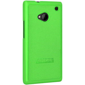 AMZER Snap On Case - Green for HTC One M7