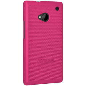 AMZER Snap On Case - Hot Pink for HTC One M7