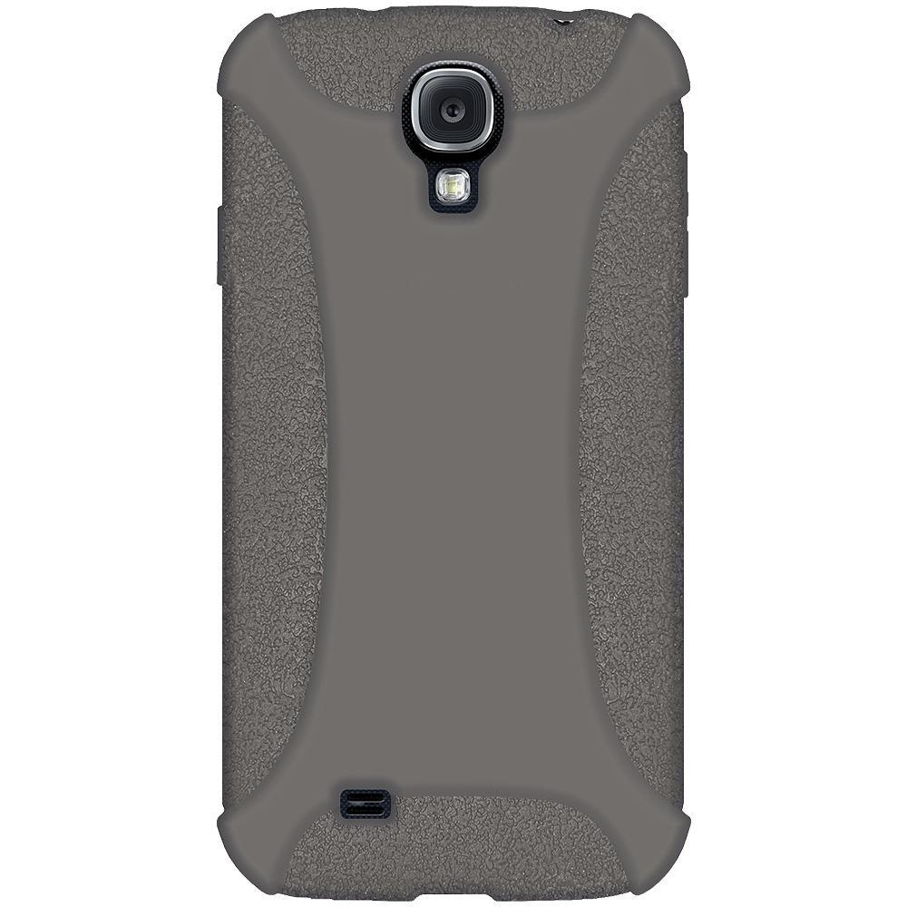 AMZER Shockproof Rugged Silicone Skin Jelly Case for Samsung GALAXY S4 GT-I9500