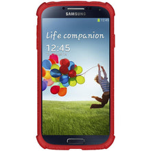 Load image into Gallery viewer, AMZER Shockproof Rugged Silicone Skin Jelly Case for Samsung GALAXY S4 GT-I9500