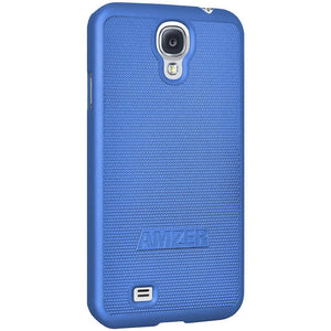 AMZER Snap On Case - Blue for Samsung GALAXY S4 GT-I9500