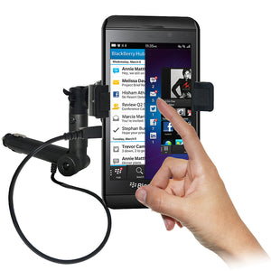 AMZER Lighter Socket Phone Mount with Charging & Case System