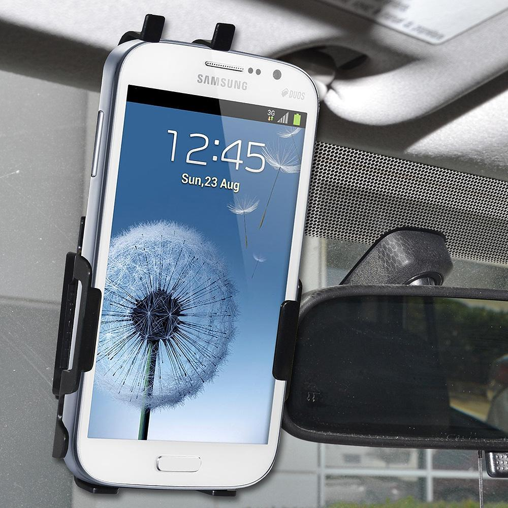 AMZER Anywhere Magnetic Vehicle Mount for Samsung GALAXY Grand Duos