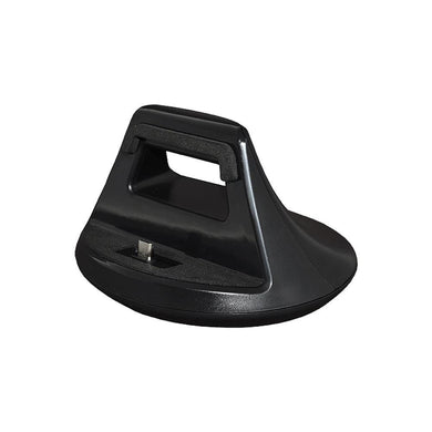AMZER Piano Dock with Audio Out - Black for Google Nexus 4 E960