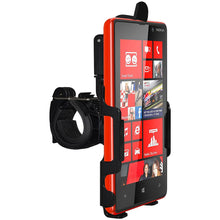 Load image into Gallery viewer, Amzer Bicycle Handlebar Mount for Nokia Lumia 820