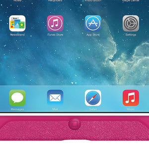 AMZER Silicone Skin Jelly Protective for Apple iPad mini with Retina Display