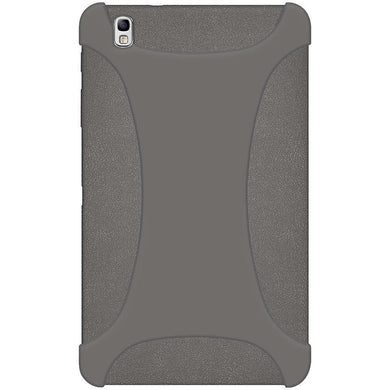AMZER Silicone Skin Jelly Case for Samsung GALAXY TabPRO 8.4 - Grey