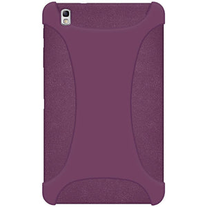 AMZER Silicone Skin Jelly Case for Samsung GALAXY TabPRO 8.4 - Purple