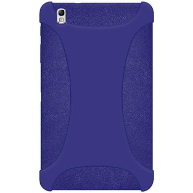 AMZER Silicone Skin Jelly Case for Samsung GALAXY TabPRO 8.4 - Blue