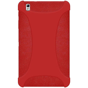 AMZER Silicone Skin Jelly Case for Samsung GALAXY TabPRO 8.4 - Red