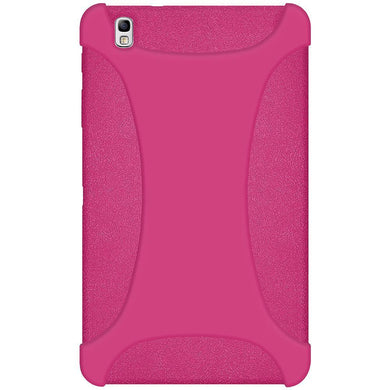 AMZER Silicone Skin Jelly Case for Samsung GALAXY TabPRO 8.4 - Hot Pink