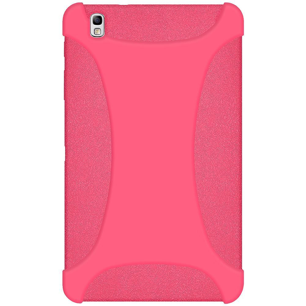 AMZER Silicone Skin Jelly Case for Samsung GALAXY TabPRO 8.4 - Baby Pink