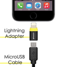 Load image into Gallery viewer, iPhone Lightning Adapter
