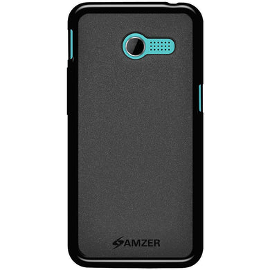 AMZER Pudding TPU Case - Black for ASUS Zenfone 4 A400CG