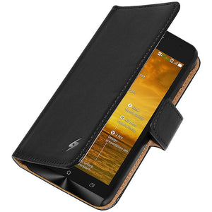 AMZER Flip Case - Black for ASUS Zenfone 5 A501CG