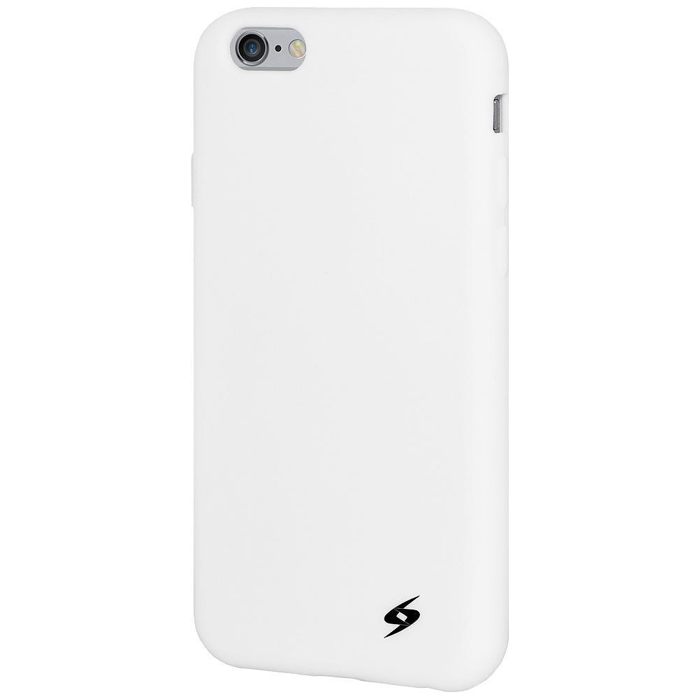 AMZER Shockproof Silicone Skin Jelly Case for iPhone 6