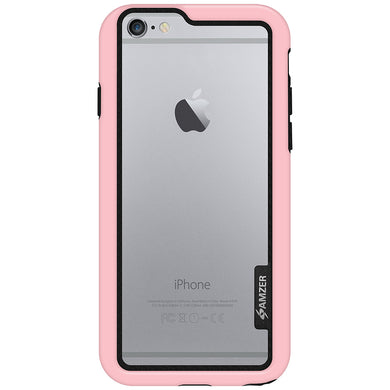AMZER Border Case - Pink for iPhone 6