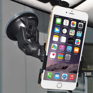 AMZE Suction Cup Mount for Windshield, Dash or Console for iPhone 6