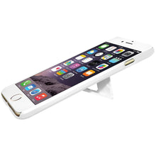 Load image into Gallery viewer, AMZER Snap On Case with Kickstand - White for iPhone 6 Plus