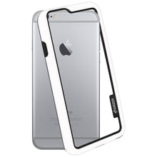 Load image into Gallery viewer, AMZER Border Case - White for iPhone 6 Plus