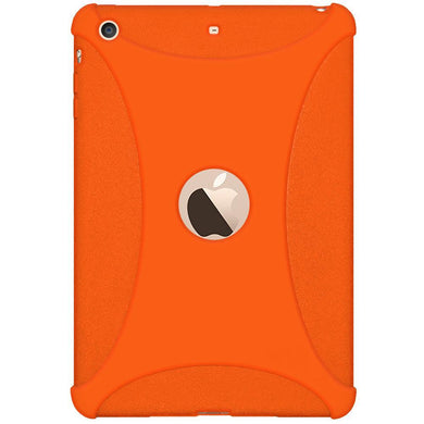 AMZER Shockproof Rugged Silicone Skin Jelly Case for Apple iPad mini 3 - Orange
