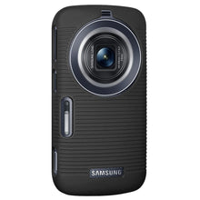 Load image into Gallery viewer, Amzer Shellster™ - Black for Samsung GALAXY K zoom SM-C115
