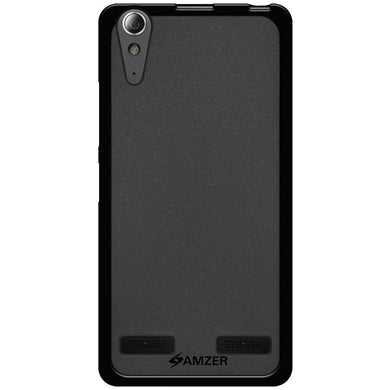 AMZER Pudding TPU Case - Black for Lenovo A6000