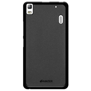 AMZER Pudding TPU Soft Case for Lenovo A7000 - Black