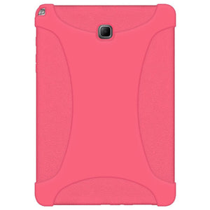 AMZER Shockproof Rugged Silicone Skin Jelly Case for Samsung Galaxy Tab A 8.0