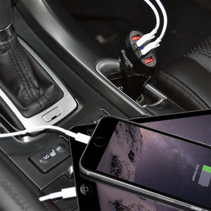 Intelligent Rapid Car Charger
