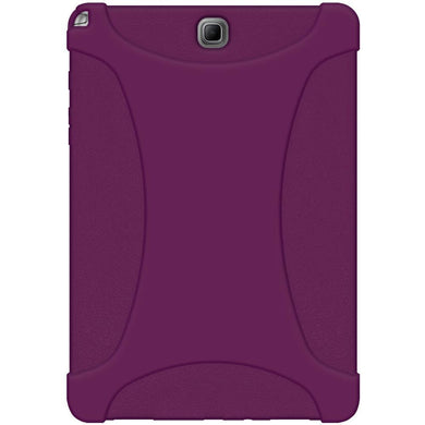 AMZER Silicone Skin Jelly Case for Samsung Galaxy Tab A 9.7 - Purple
