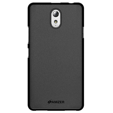 AMZER Pudding TPU Case - Black for Lenovo VIBE P1m