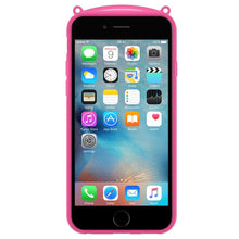Load image into Gallery viewer, AMZER TPU Case With Rabbit Ears - Pink for iPhone 6 Plus