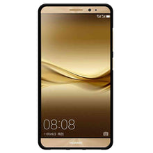 Load image into Gallery viewer, AMZER Ultra Thin Pudding Soft TPU Skin Case for Huawei Mate 8 - Black