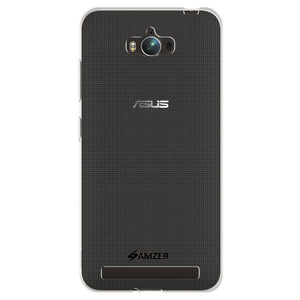 AMZER Pudding TPU Case - Clear for Asus Zenfone Max ZC550KL