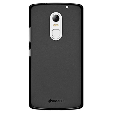 AMZER Pudding TPU Case - Black for Lenovo Vibe X3