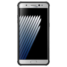 Load image into Gallery viewer, AMZER  Warrior Hybrid Case for Samsung Galaxy Note Fan Edition - Black/Black