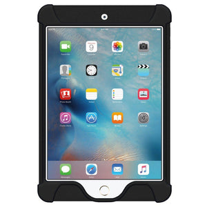 Amzer Silicone Skin Jelly Case - Black for Apple iPad mini